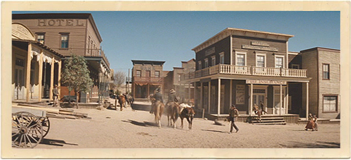 Taos Unlimited | Movie Locations of the Great Southwest